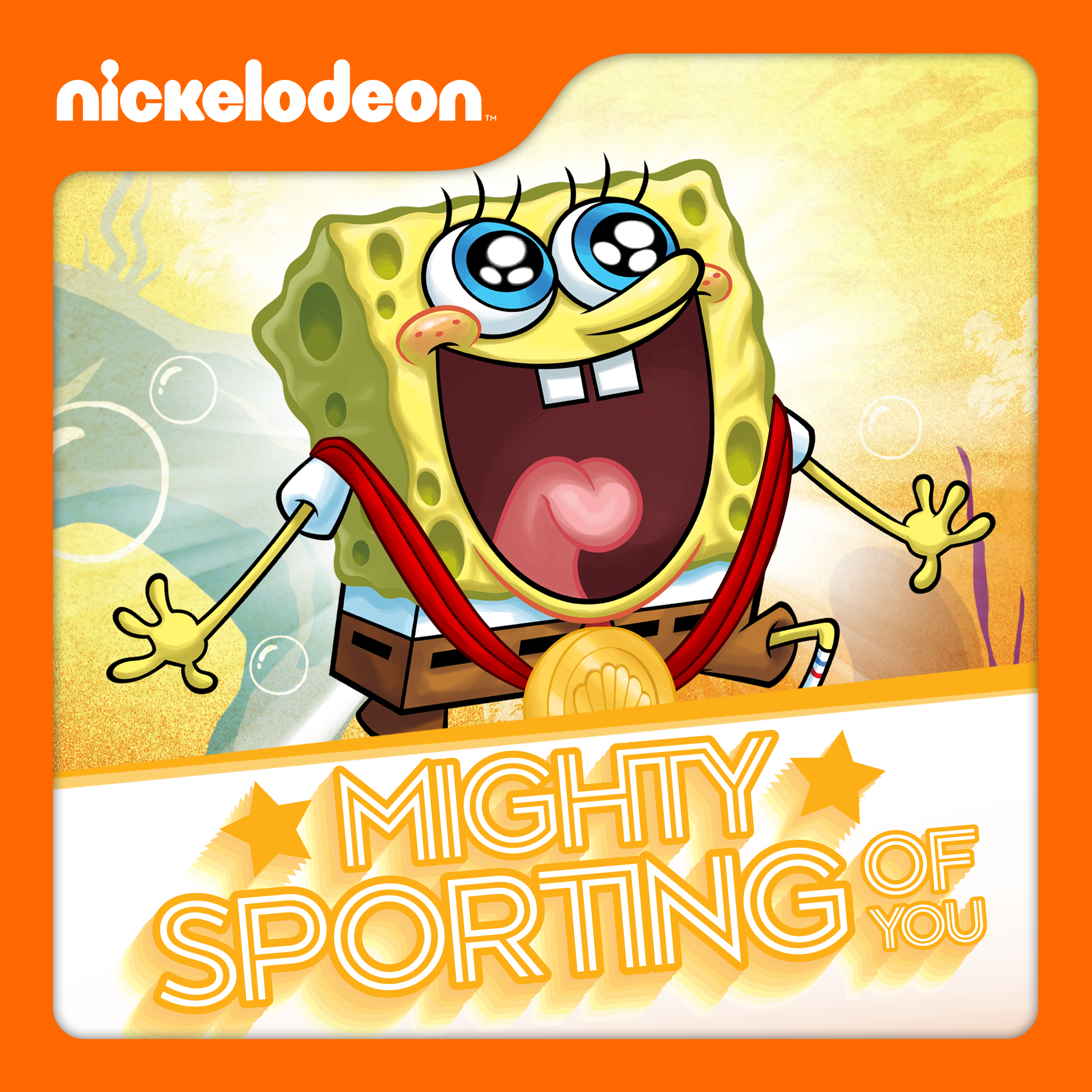 Mighty Sporting of You