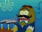 SpongeBob Meets the Strangler 131