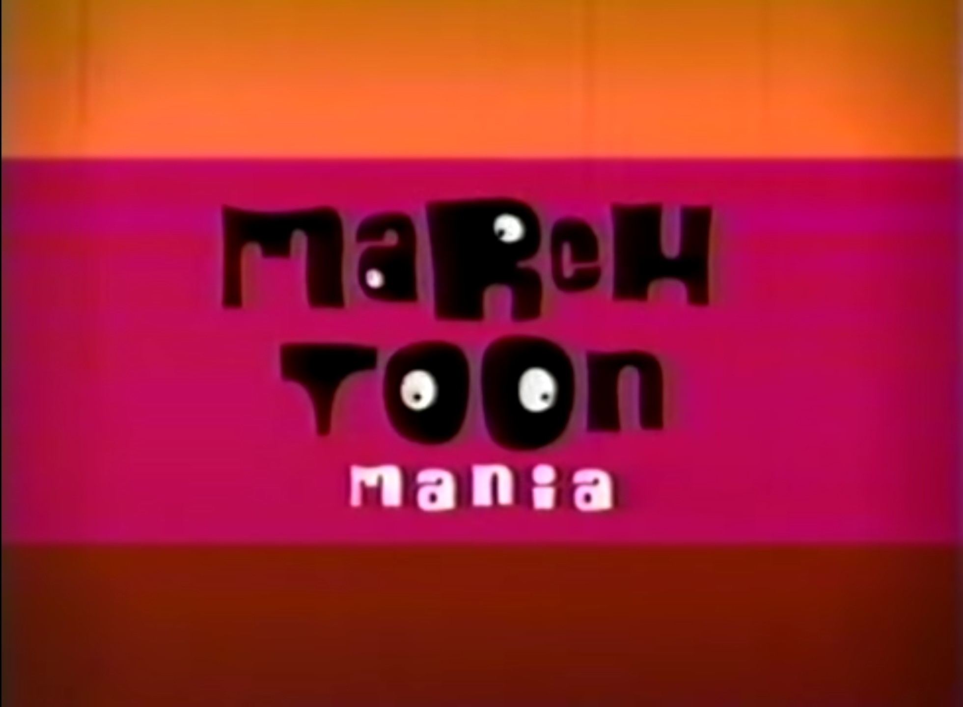 March Toon Mania