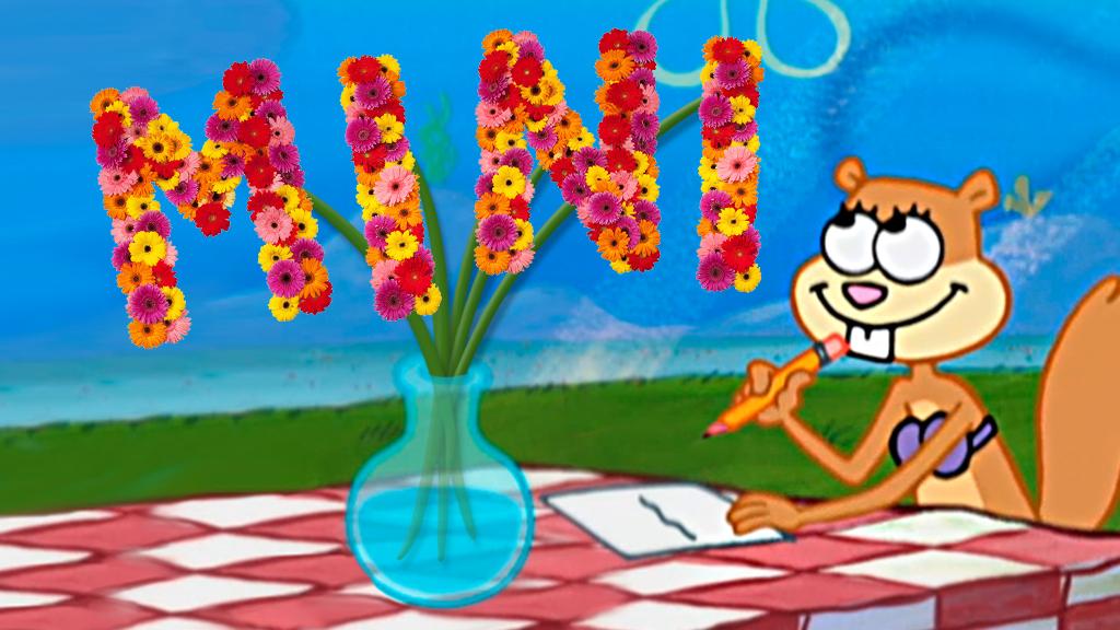 Flowers for Sandy/transcript