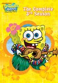 SpongeBob Season 3 Japanese DVD