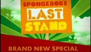 (HQ) 'SpongeBob's Last Stand' Official Promo 3