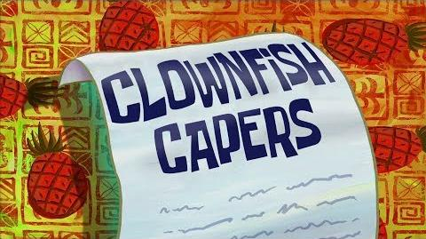 Clownfish Capers