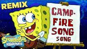 'Campfire Song Song' Remix Music Video ⛺️🔥 Trap, Metal & More! SpongeBob