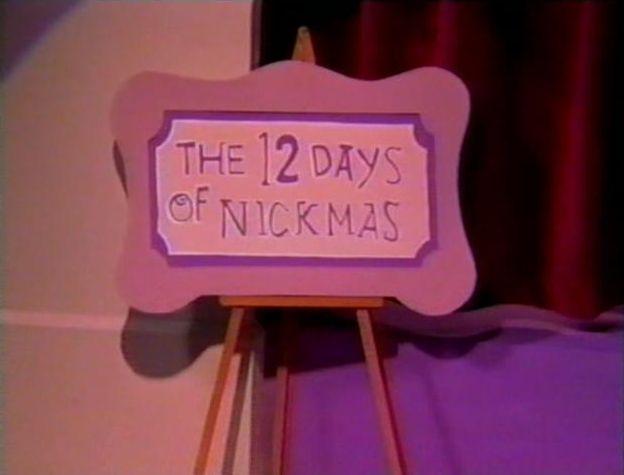 The 12 Days of Nickmas