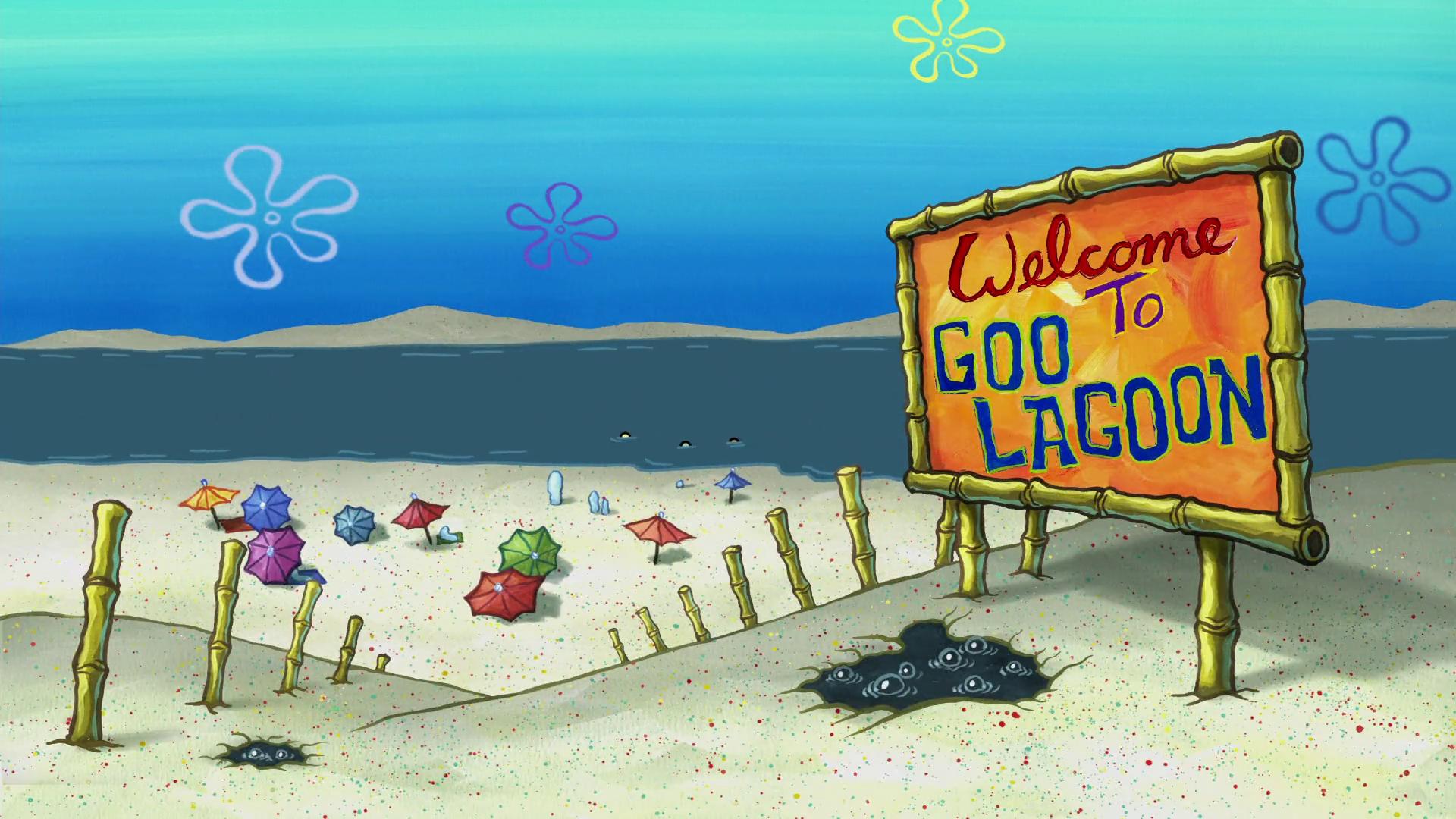 Goo Lagoon | Encyclopedia SpongeBobia | Fandom