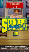 The SpongeBob Movie-Sponge Out of Water animated poster 2