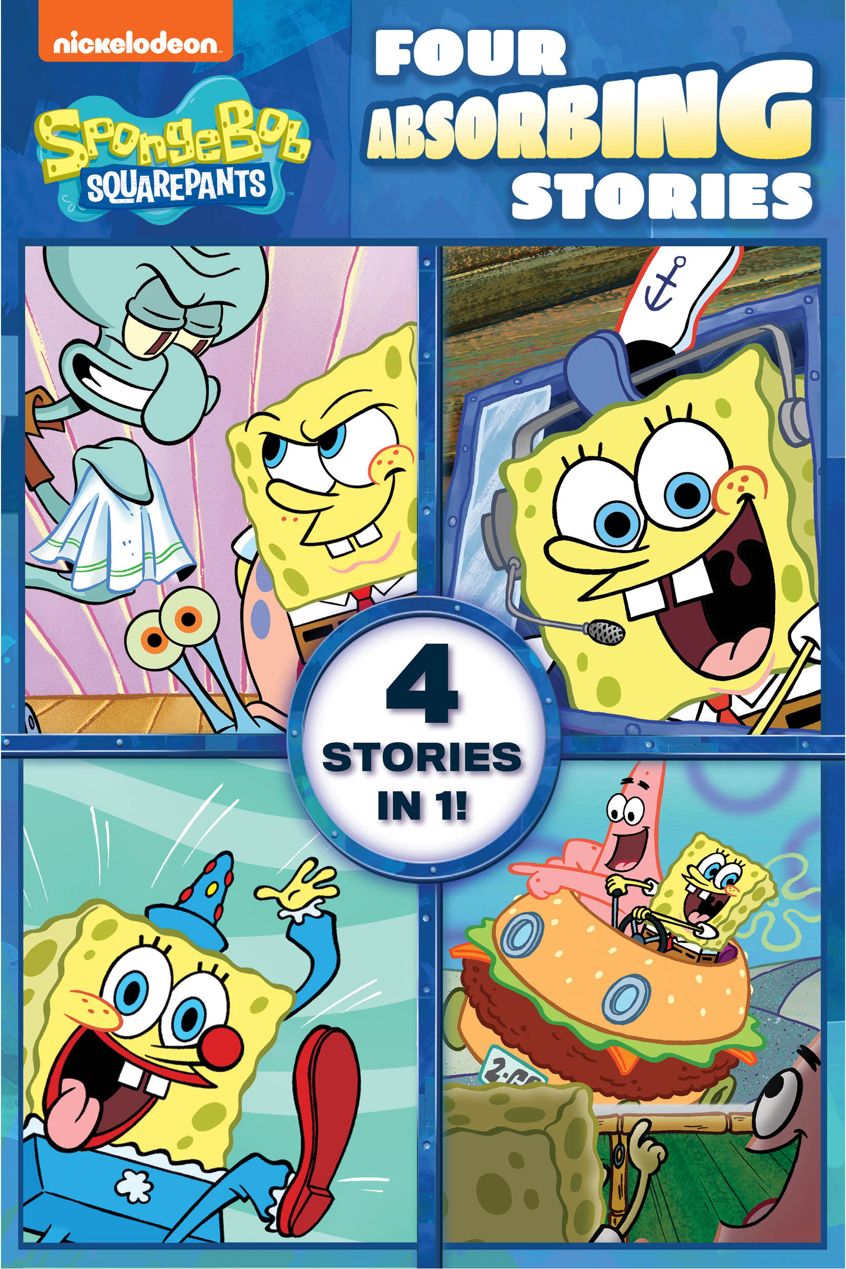 Four Absorbing Stories