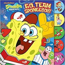 Go, Team SpongeBob!