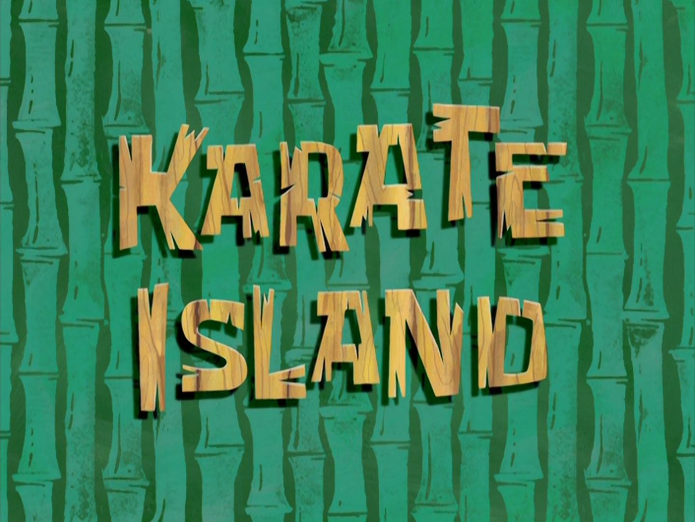 Karate Island/transcript