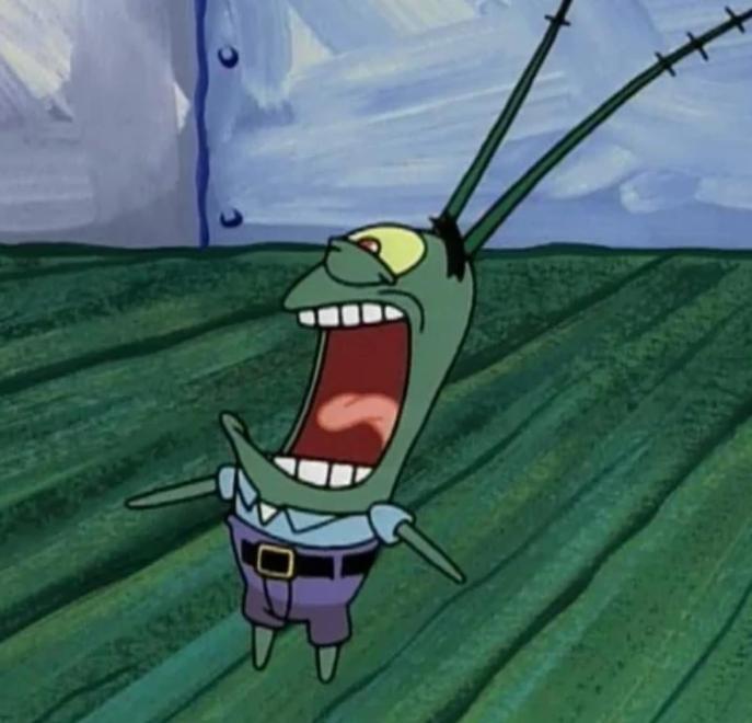 Мистер Планктон