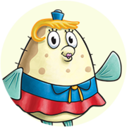 Nickelodeon SpongeBob SquarePants Mrs. Puff