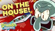 Pizza Delivery 🍕 in 5 Minutes! BestSpongeBobMoments SpongeBob