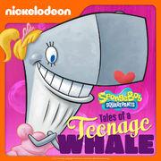 SpongeBob SquarePants Pearl Krabs Tales of a Teenage Whale iTunes Cover Image Nickelodeon
