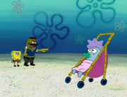 SpongeBob Meets the Strangler 083