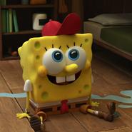 SpongeBob character in Kamp Koral