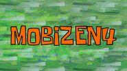 Mobizen4 title card by Egor