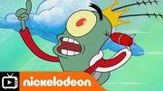 SpongeBob SquarePants - King Plankton Nickelodeon