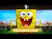 Brand NEW SpongeBob + 'SpongeBob on the Run' Movie Exclusive Look 🎞 Official Promo