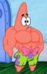 Muscular Patrick