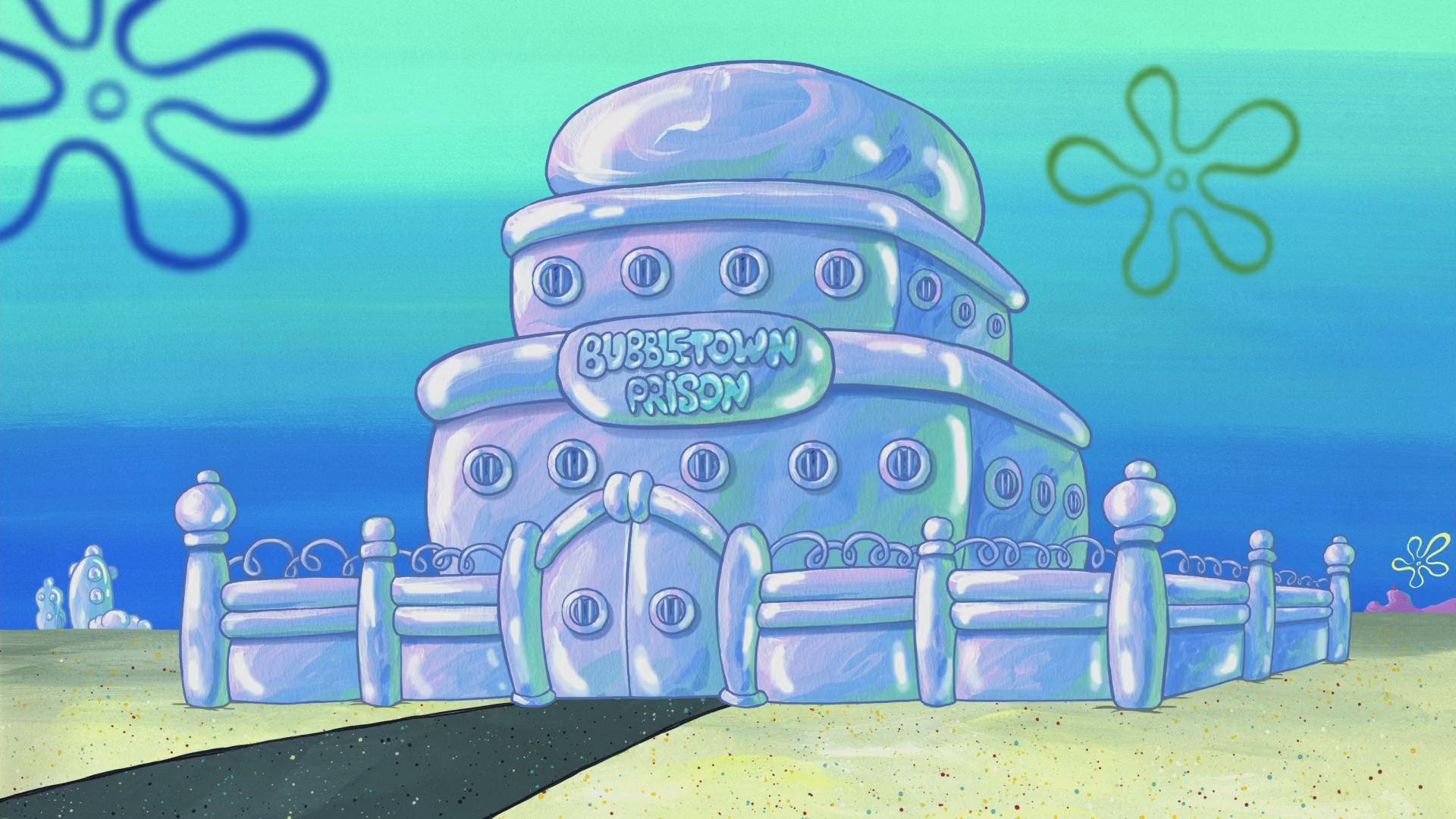 Bubbletown Prison