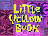 Жёлтая книжица