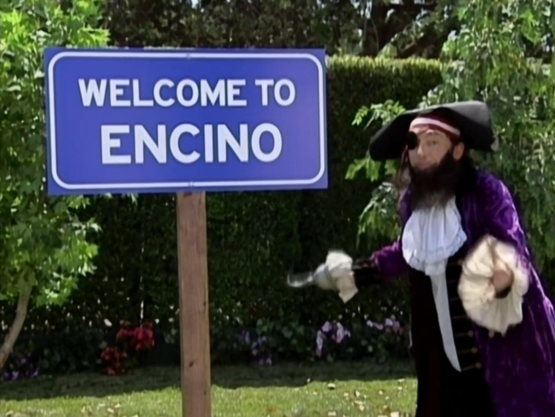Back in Encino