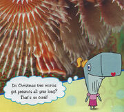 SpongeBob-Pearl-Krabs-Christmas-tree-worm