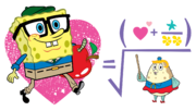SpongeBob-loves-school