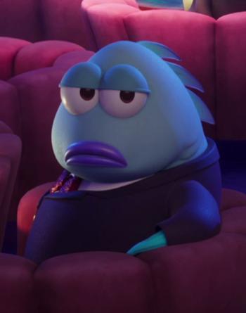 Blue (CGI)