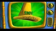 SpongeBob You're Fired Taco Sombrero