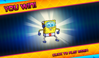 SpongeBob (online game)