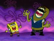 SpongeBob Meets the Strangler 095