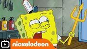 SpongeBob SquarePants - Trident Trouble Nickelodeon