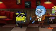 SpongeBob SquarePants Mind the Gap 🕶️ (Promo) USA Sep