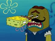 SpongeBob Meets the Strangler 130