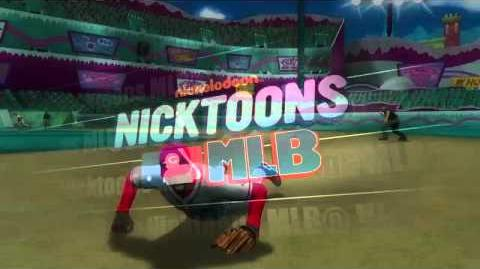 Nicktoons MLB Launch Trailer 2 (DS, Wii, Xbox 360)