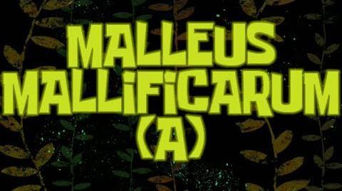 Malleus Mallificarum (a)