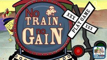 SpongeBob_SquarePants_No_Train,_No_Gain