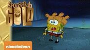 Spongebob Gold Rock Bottom Nickelodeon