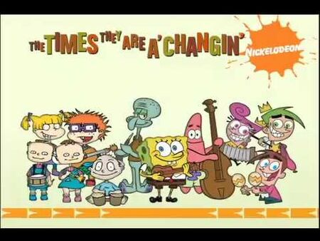 Nickelodeon_Promo_-_The_Times_They_Are_A'Changin'_(2003)