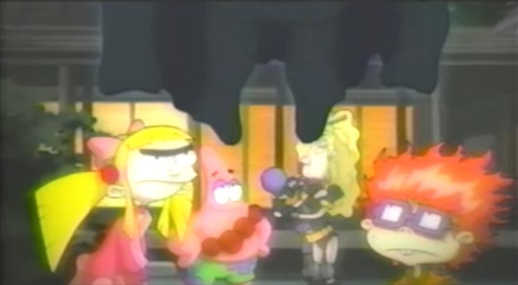 Nicktoons Battle