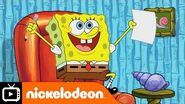 SpongeBob SquarePants Penpal Nickelodeon UK