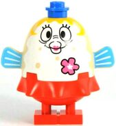 Lego Party Mrs. Puff