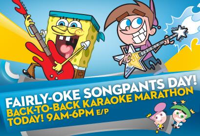 FairlyOke SongPants Day