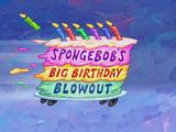 Губка Боб: Большой день рождения