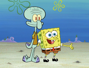 Mermaid Man & Barnacle Boy VI The Motion Picture 103