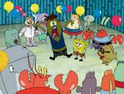 SpongeBob Meets the Strangler 180