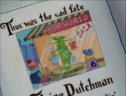 Dutchman error