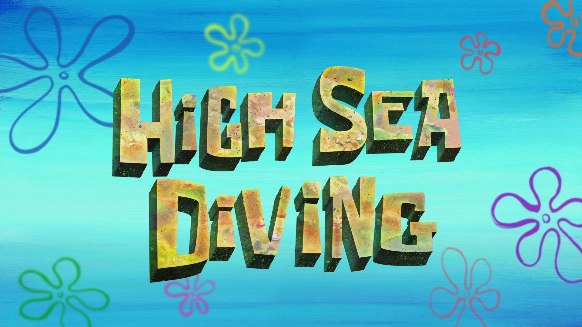 High Sea Diving/transcript